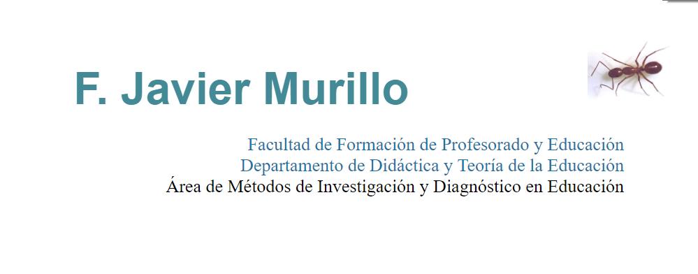 Aportaciones de Javier Murillo al estudio del desempeño docente